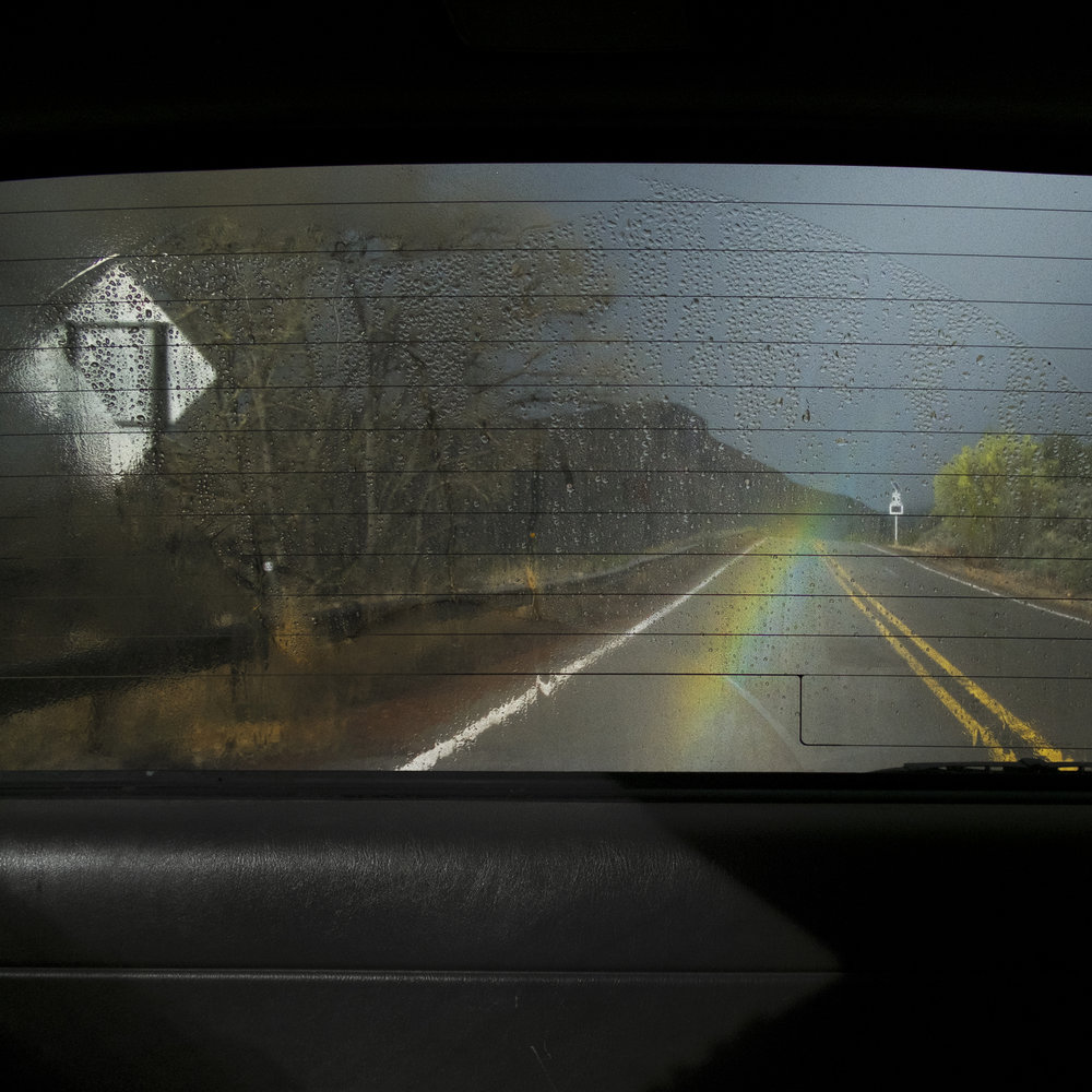 CIG HARVEY, Small Rainbow, 2016