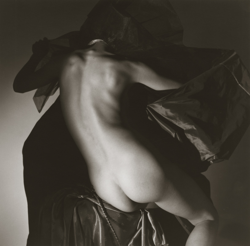 HORST P. HORST,  American Nude I , 1982