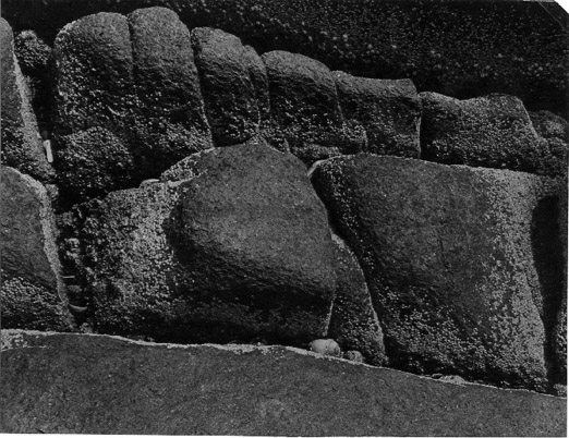 AARON SISKIND,  Gloucester 5 (Rock) , 1944