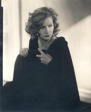 EDWARD STEICHEN,  Greta Garbo ,  Hollywood, California,  1928