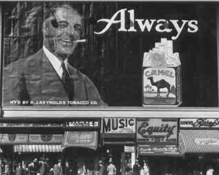 RALPH STEINER, Always - Camel Cigarettes, 1922