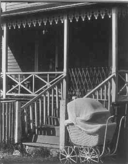 RALPH STEINER, Perambulator Provincetown, 1924