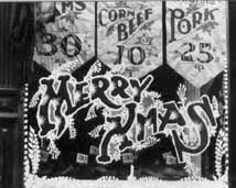 RALPH STEINER,Merry Christmas, 1922