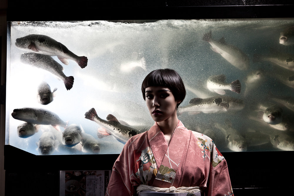 FORMENTO & FORMENTO, Kasumi XIII,  Shibuya, Japan, 2013