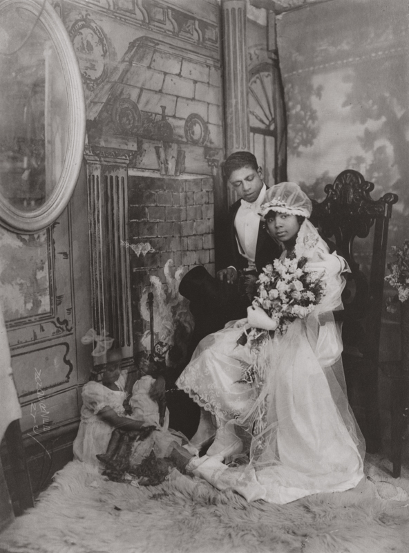 JAMES VAN DER ZEE,  Wedding Day , Harlem, New York City, 1926
