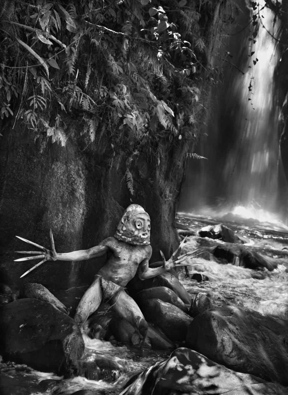 SEBASTIAO SALGADO,Asaro, Papua New Guinea, 2008