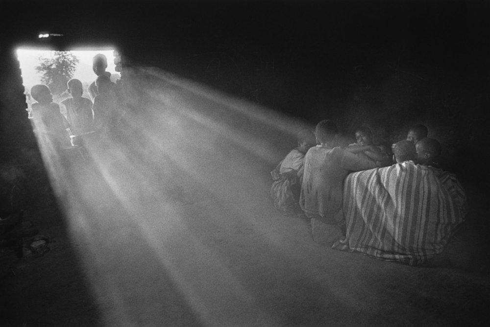 SEBASTIAO SALDAGO, Northern Kenya, 1993