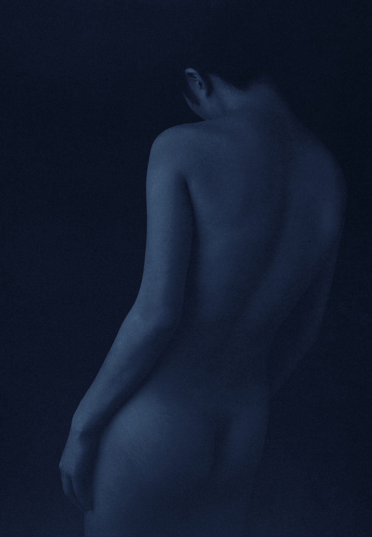 KENRO IZU,  Blue #1015B , 2004
