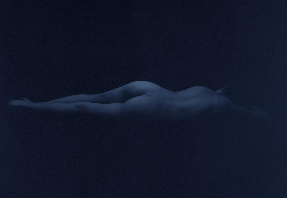 KENRO IZU,Blue #1063B, 2004