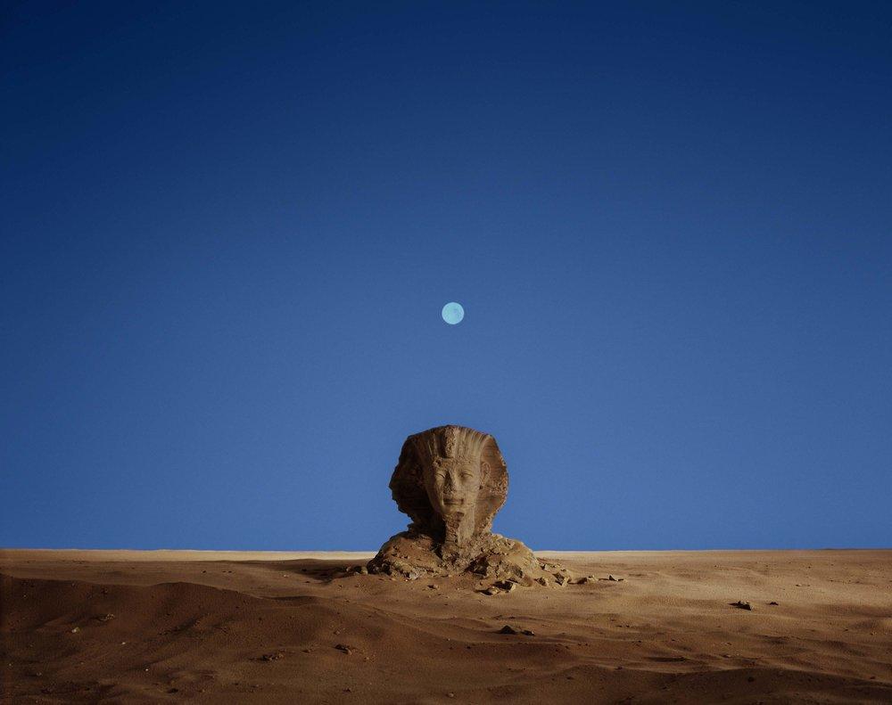 DIDIER MASSARD, Sphinx , 1996