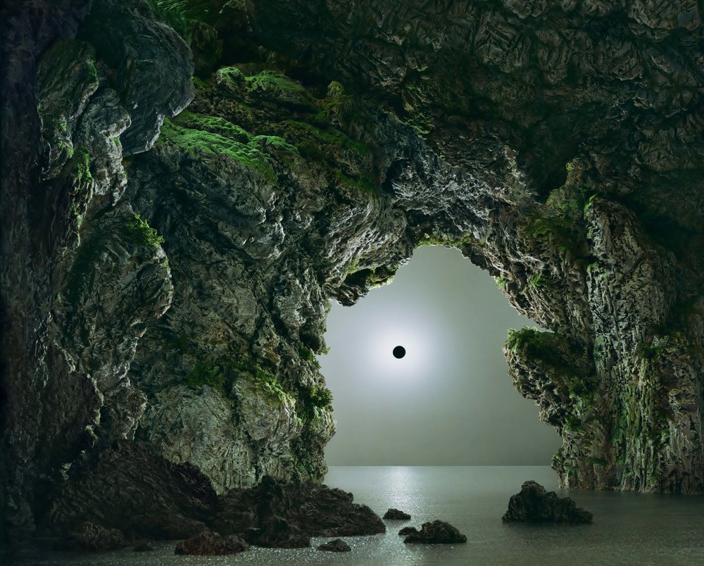DIDIER MASSARD,  The Grotto , 2003