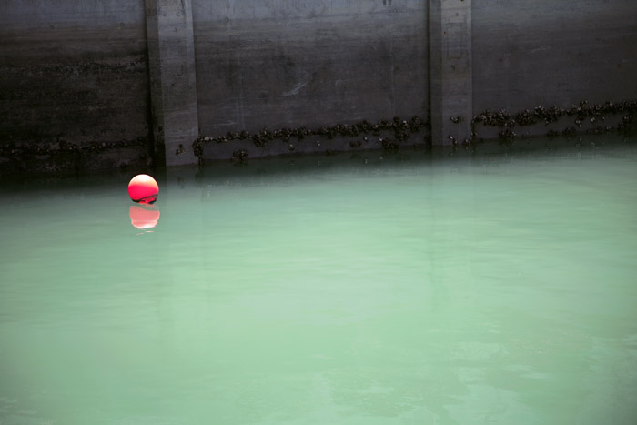 JESSICA BACKHAUS,  Harbor   ( Once, Still and Forever ),  2011