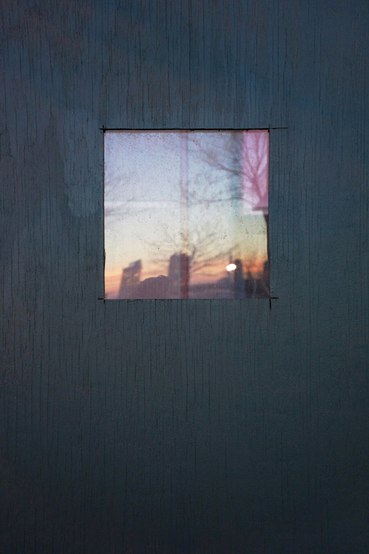 JESSICA BACKHAUS,  Downtown   (Six Degrees of Freedom) , 2015