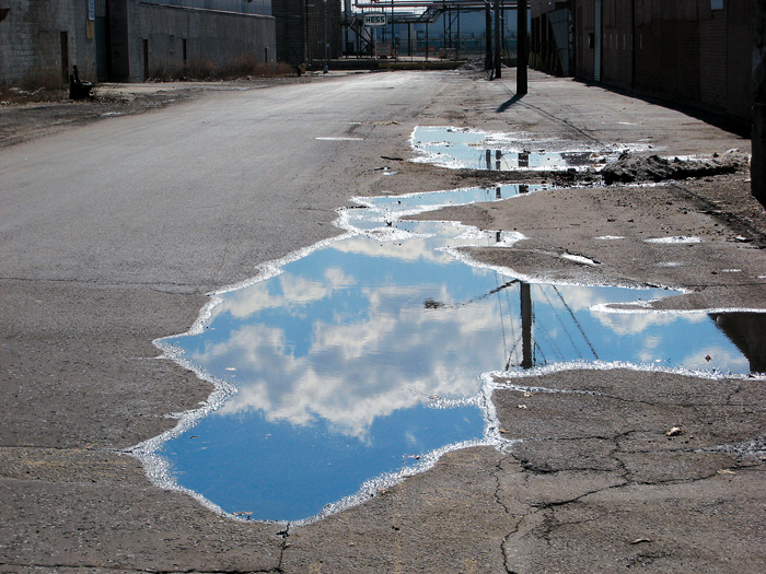 JESSICA BACKHAUS,  Clouds   (One Day in November) , 2008