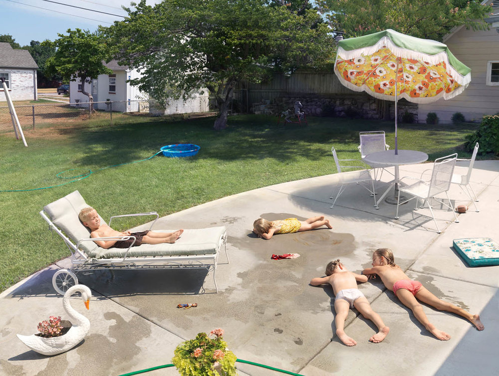 Julie Blackmon,  Laying Out