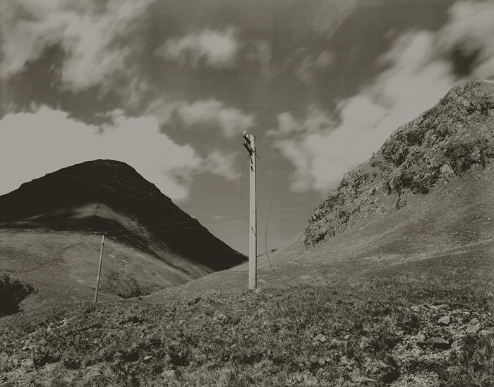 KOICHIRO KURITA,  Glen Coe, Glen Coe, Scotland,  1990