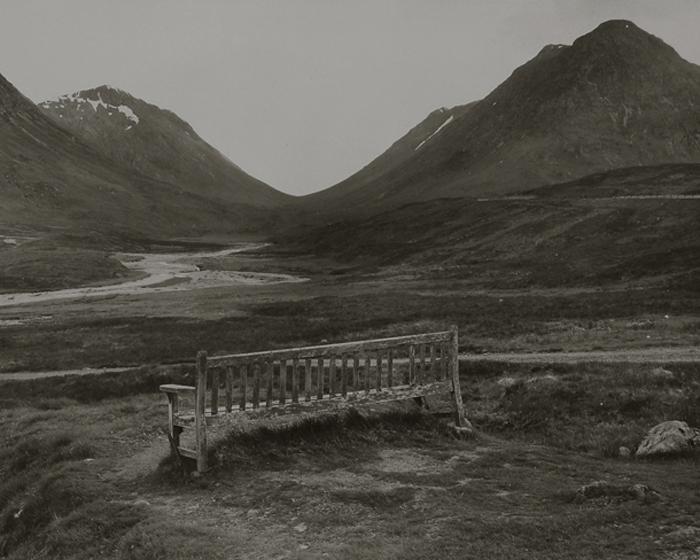 KOICHIRO KURITA,  Glen Coe II, Glen Coe, Scotland,  1990