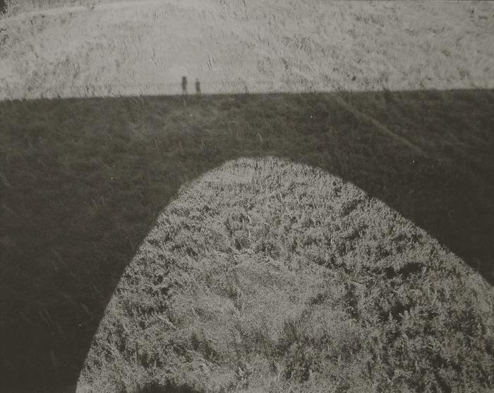 KOICHIRO KURITA,  Two Shadows, Lozere, France,  1996