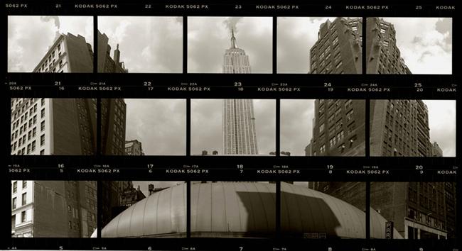 Koichiro Kurita,  Empire State Building