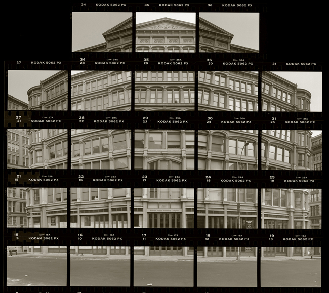 Koichiro Kurita, Hugh O'neil Building