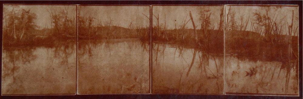 KOICHIRO KURITA,  Profound Silence, Ipswich River, Massachusetts,  2015