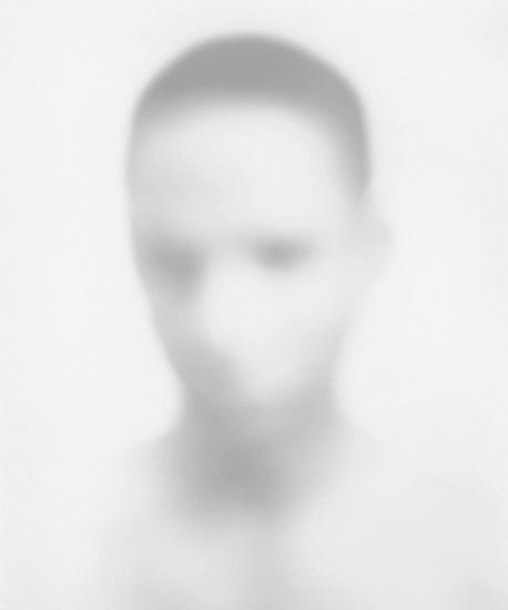 BILL JACOBSON,  Interim Portrait #271 , 1992