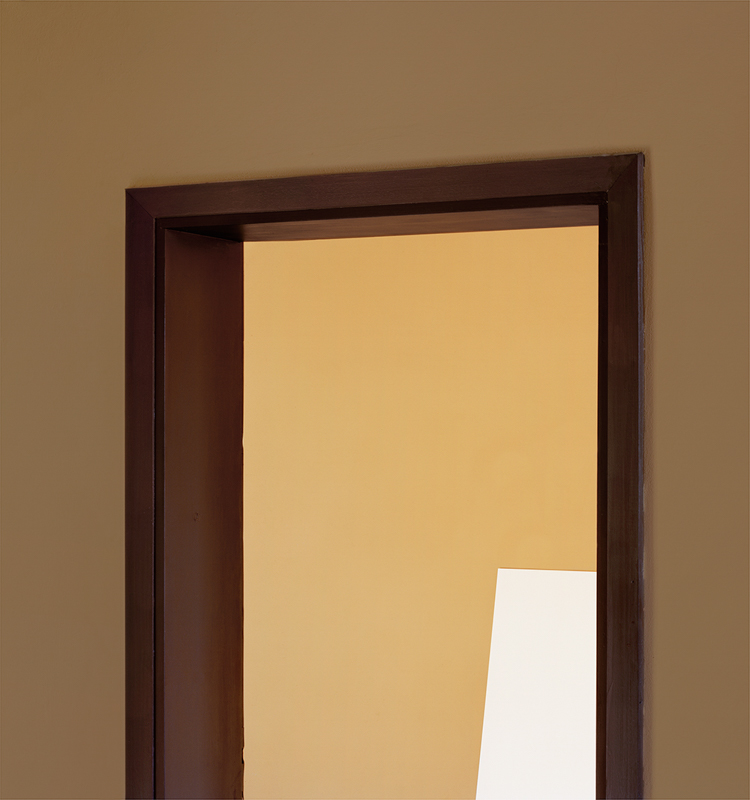 BILL JACOBSON,  Lines in My Eyes #194,  2013