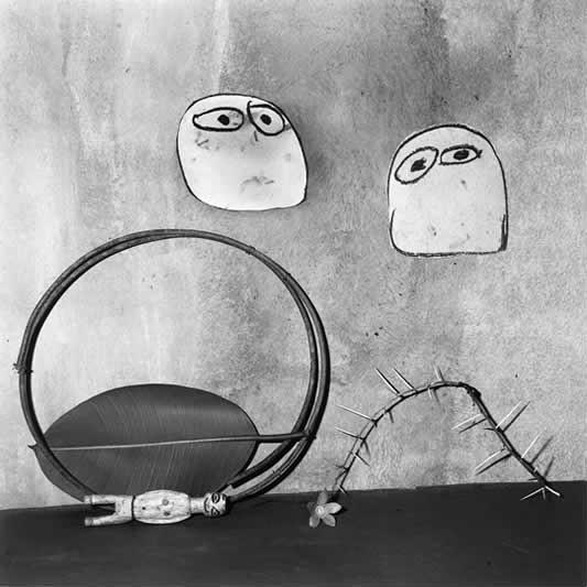 ROGER BALLEN,  Ambivalence, 2003
