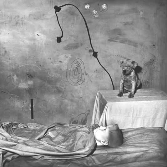 ROGER BALLEN,  Chamber of the Enigma, 2003