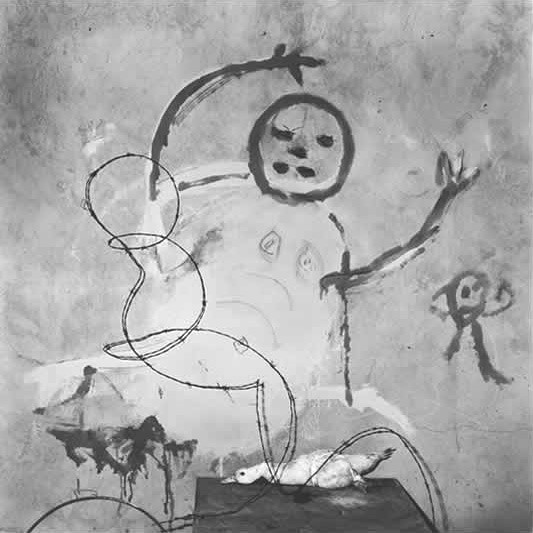 Roger Ballen,  Judgement Day, 2003