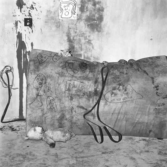 Roger Ballen,  Rejection, 2003