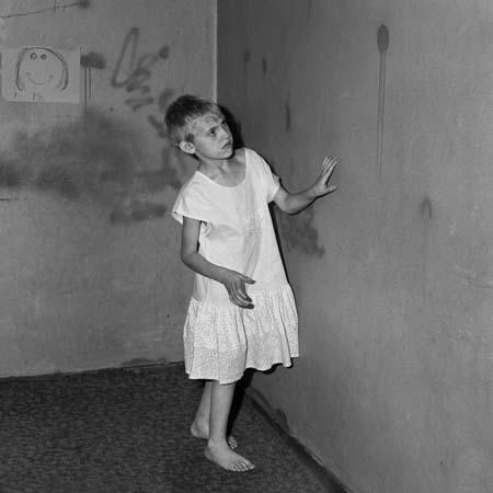 ROGER BALLEN,  Girl in White, 2002