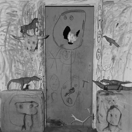 ROGER BALLEN,  Ghost Room, 2007