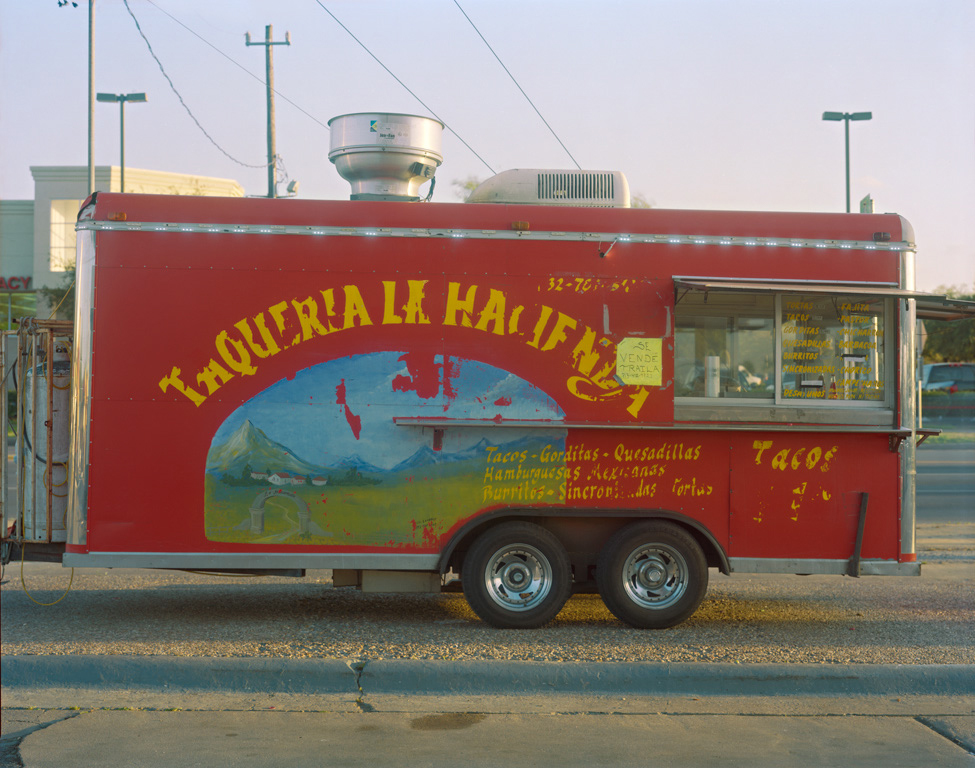 Jim Dow,  Taqueria La Hacienda, Houston, Texas , 2014
