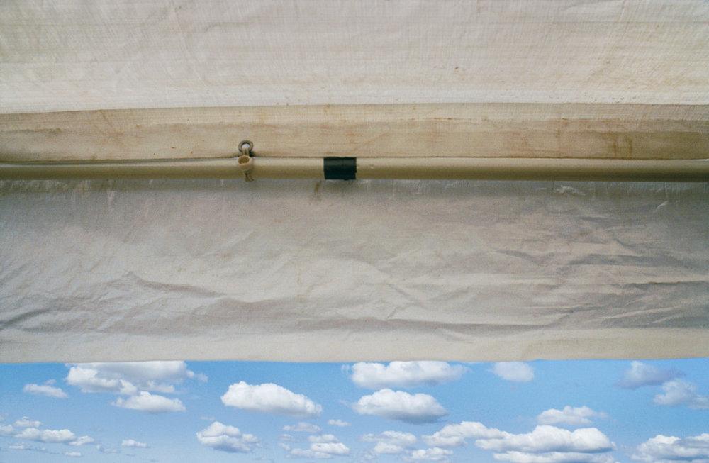 REBECCA NORRIS WEBB,  The Sky Below,  2005-2011