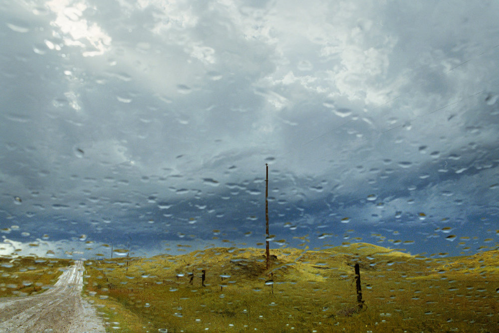 REBECCA NORRIS WEBB,  Storm Light,  2005-2011