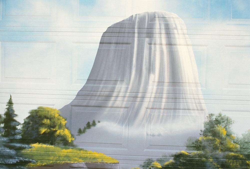 REBECCA NORRIS WEBB,  Ghost Mountain,  2005-2011