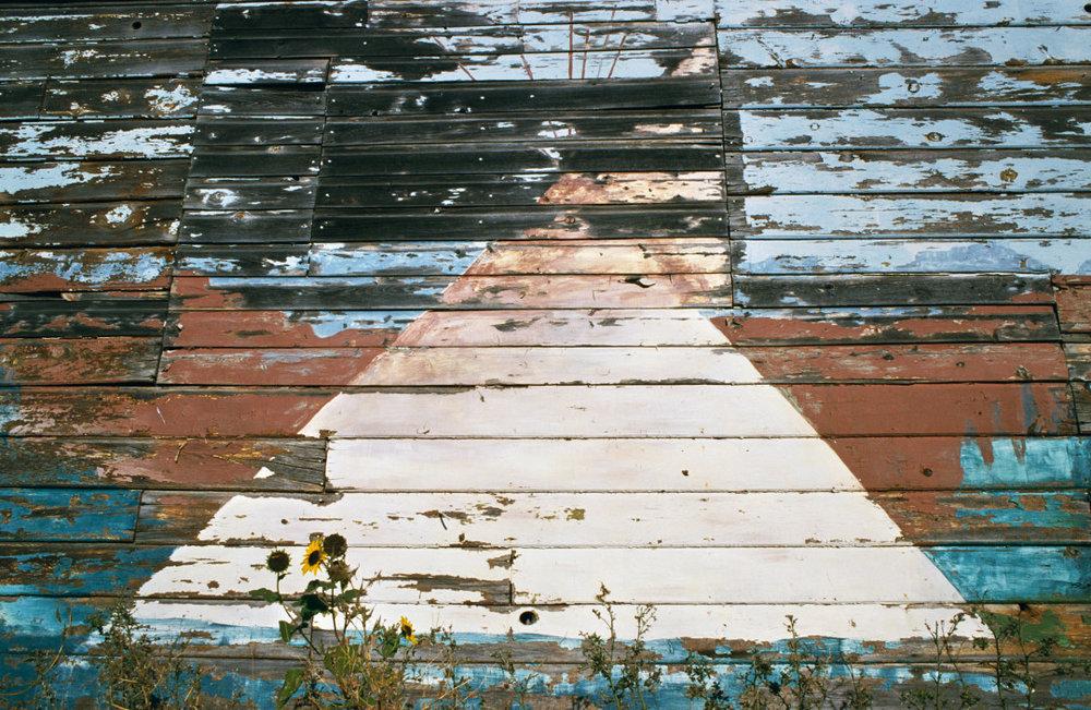 REBECCA NORRIS WEBB,  Weather-Bitten Motel,  2005-2011
