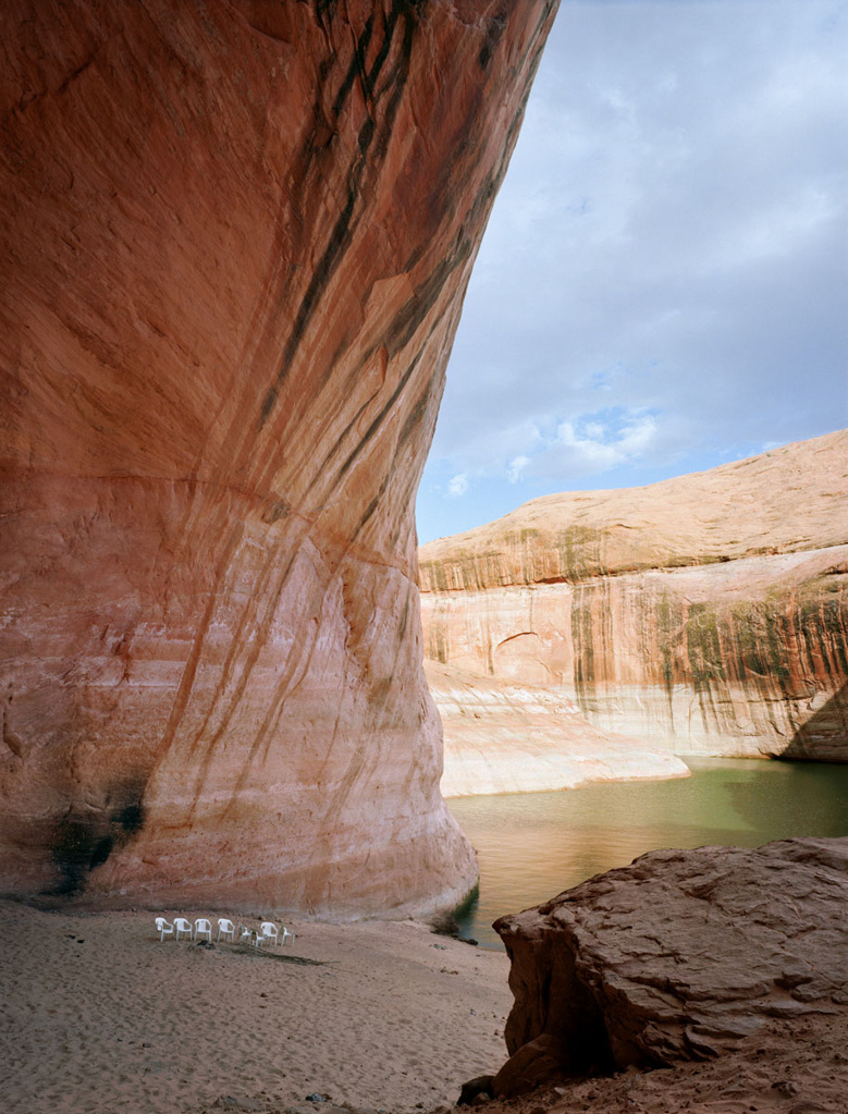 Davis Gulch, Lake Powell, Utah
