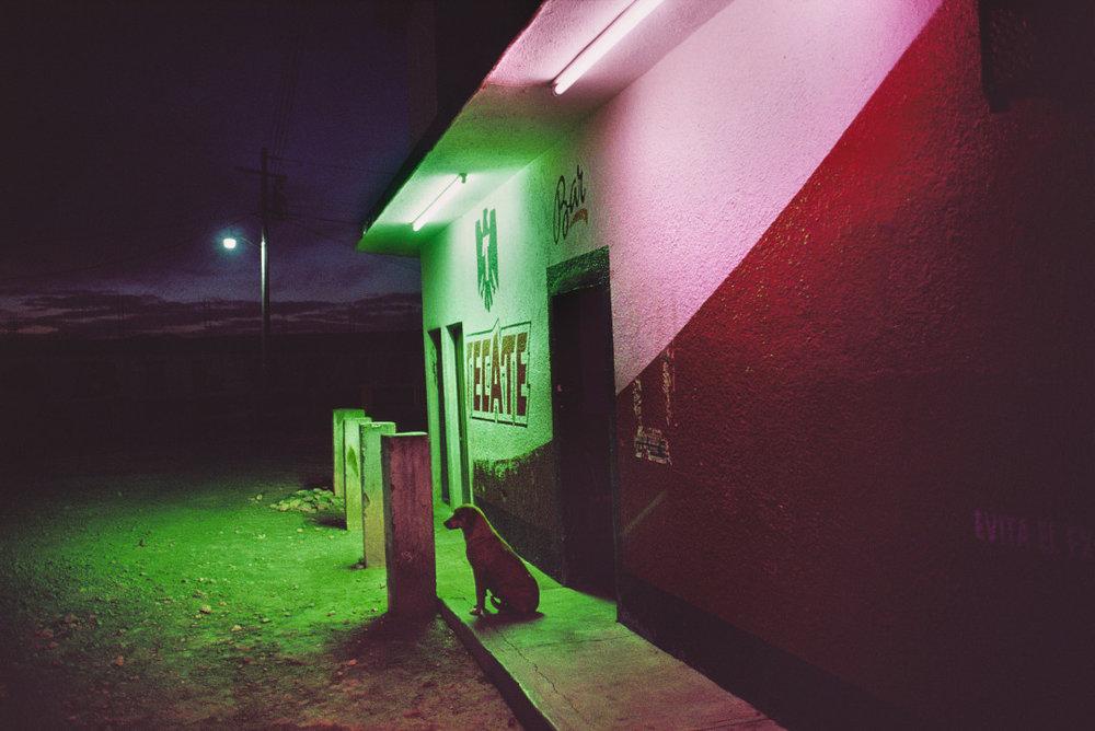 ALEX WEBB,  La Calle, Comitán, Mexico , 2007