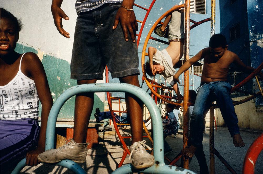 Violet Isle: A Duet of Photographs from Cuba  Havana, Cuba 2000