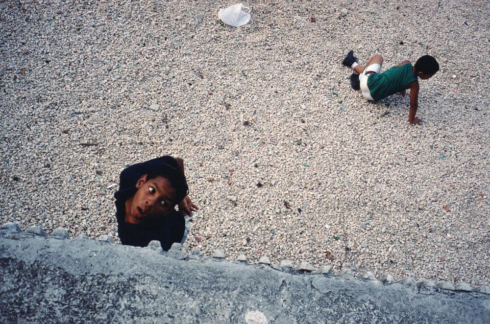 Violet Isle: A Duet of Photographs from Cuba  Havana, Cuba, 2008