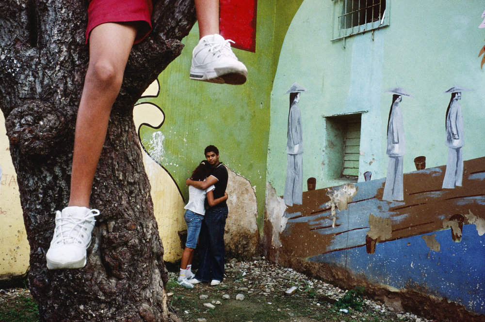Violet Isle: A Duet of Photographs from Cuba  Havana, Cuba, 2007