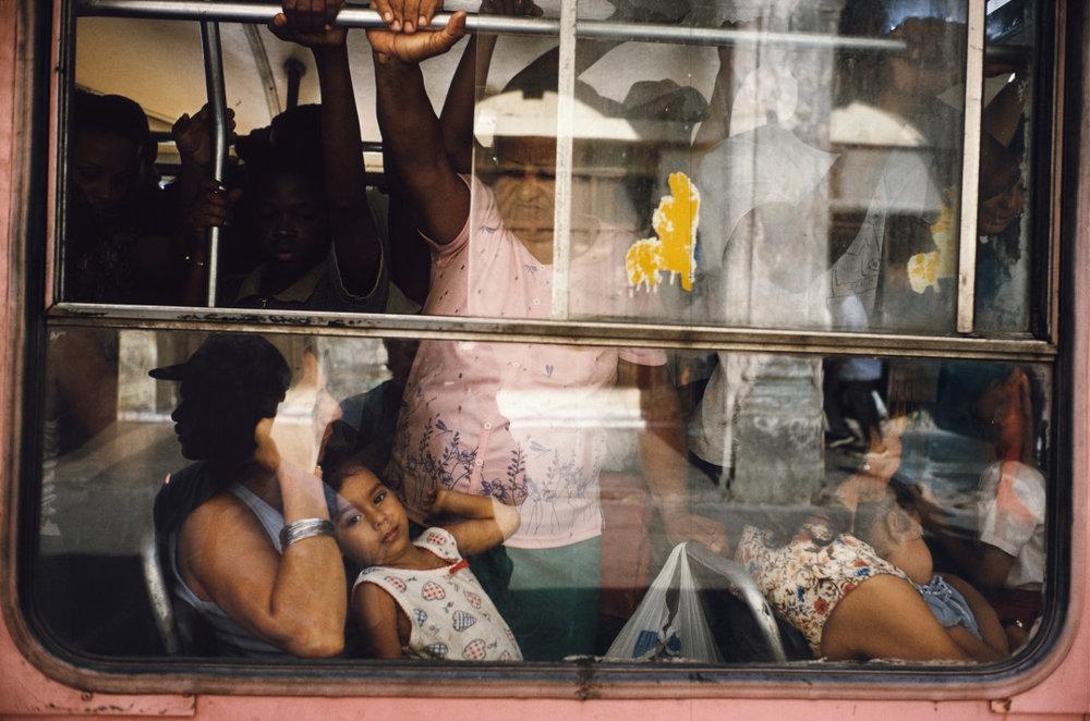 Violet Isle: A Duet of Photographs from Cuba  Havana, Cuba, 2001
