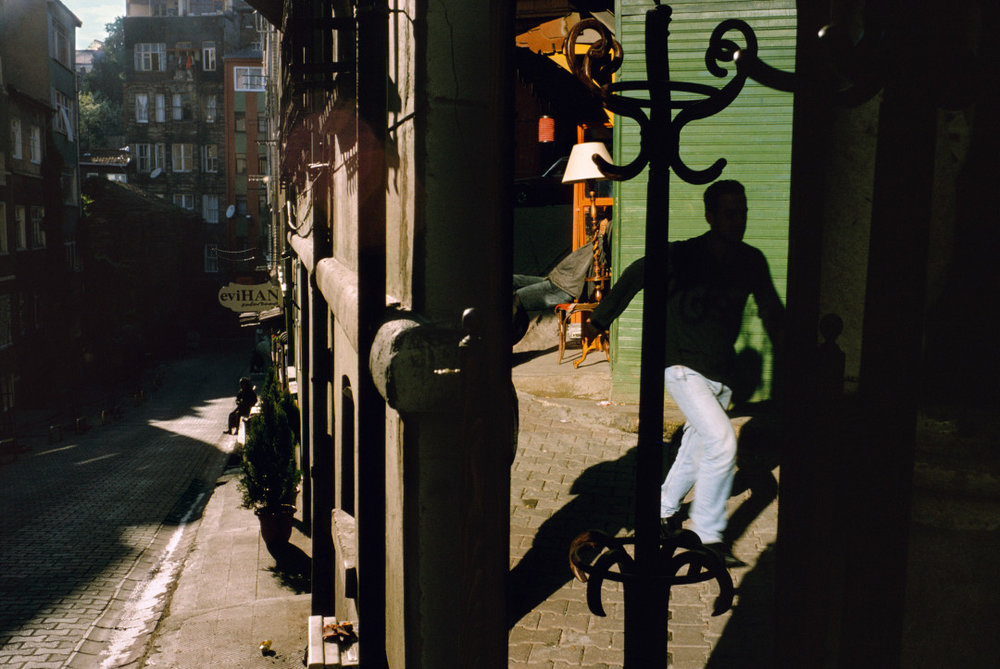 ALEX WEBB,  Istanbul: City of 100 Names,  2004