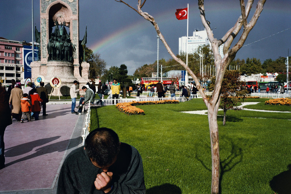 ALEX WEBB,  Istanbul: City of 100 Names,  2005