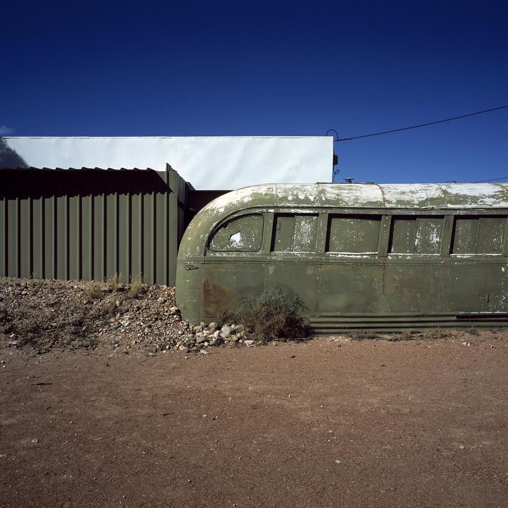 MAGDA BIERNAT,  Inhabited #14,  2008