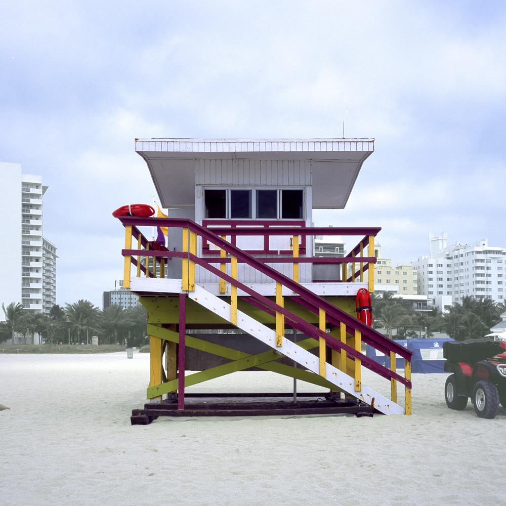 MAGDA BIERNAT,  The Lifeguards #6,  2010