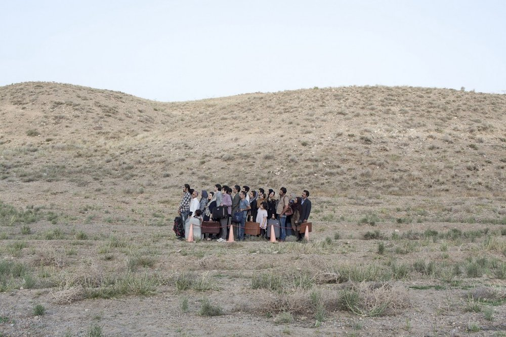 GOHAR DASHTI,  Iran, Untitled No. 1 , 2013