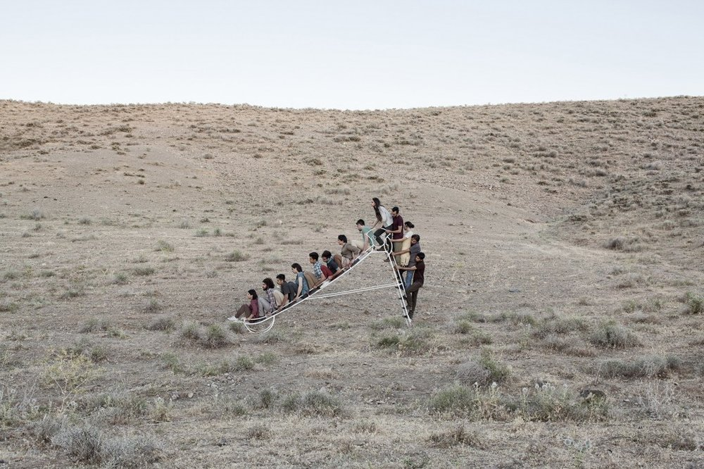GOHAR DASHTI,  Iran, Untitled No. 5 , 2013